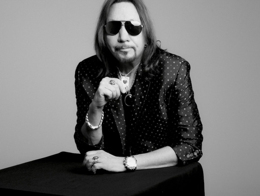 Ace Frehley - Ph: Dove Shore
