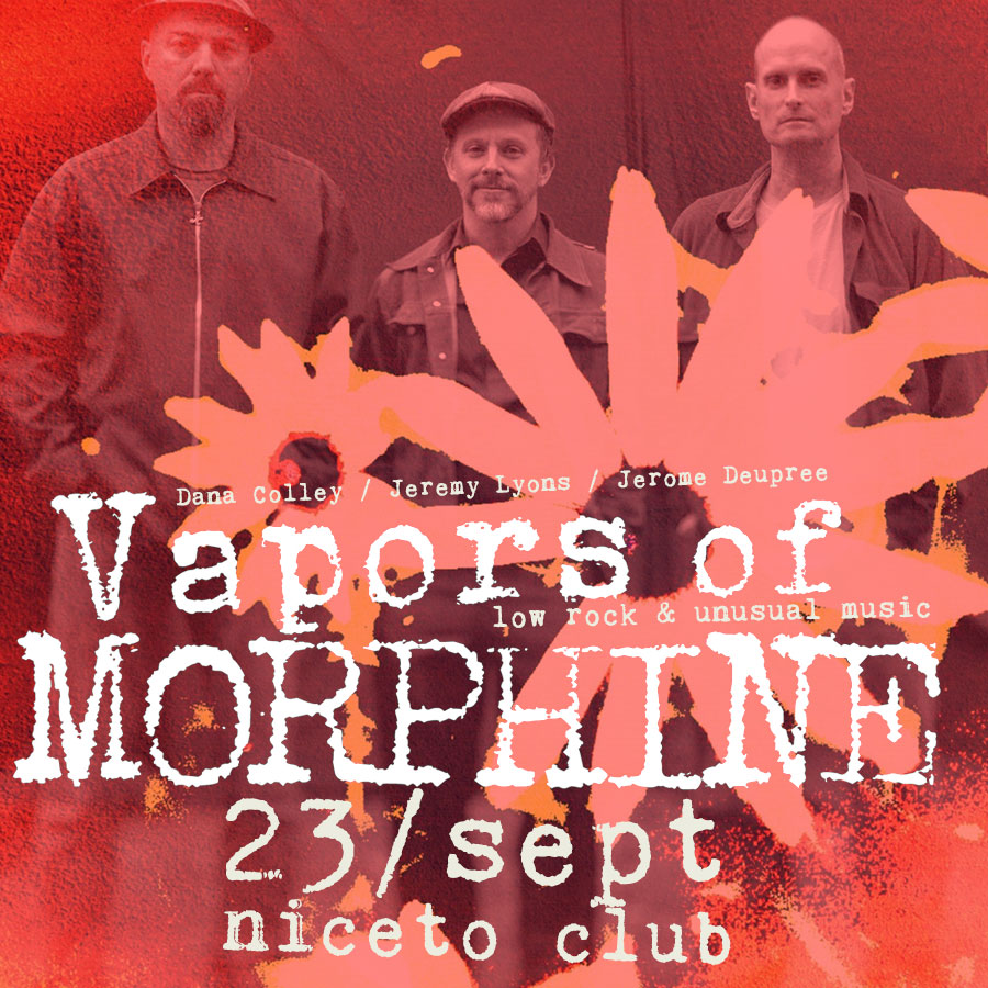 Vapors of Morphine regresa a Buenos Aires