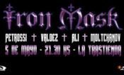 """Iron Mask Presenta Su Álbum """"Diabólica"""" En Argentina"""