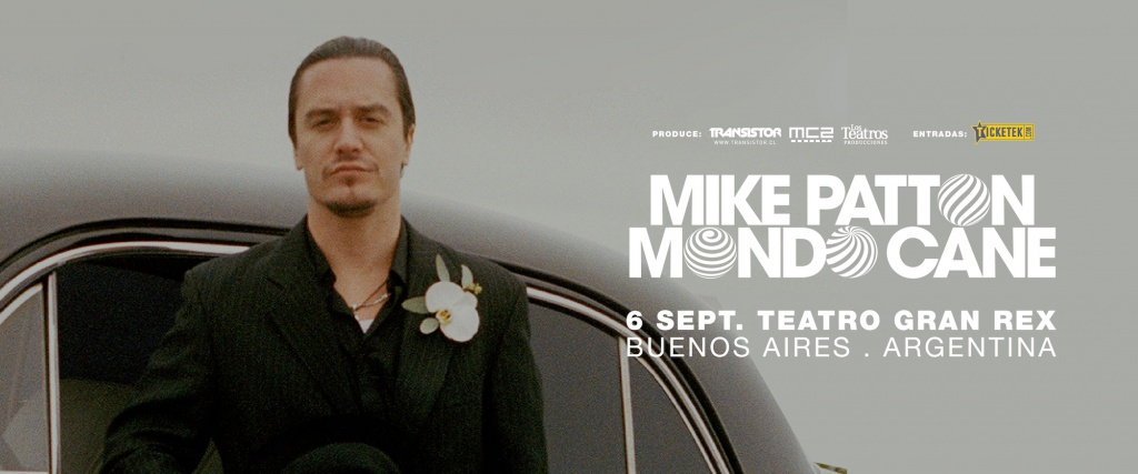 Mike Patton - Mondo Cane