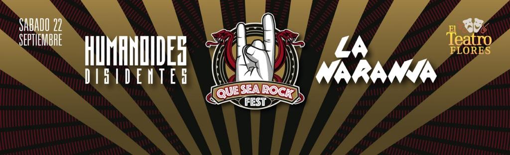 QUE SEA ROCK FEST