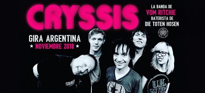 Cryssis en Argentina